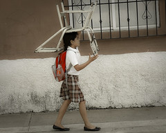 Taking the School Back Home (hvreflections) Tags: school latinamerica girl student chair nikon nikond70 desk nayarit nia silla desaturation escolar escuela scholar desaturated latina homework nikkor schoolgirl estudiante pupitre mexicangirl mxico tarea desaturado lacruzdehuanacaxtle nikkor70300 chiquilla amricalatina niamexicana desaturacin niadeprimaria elementaryschoolgirl