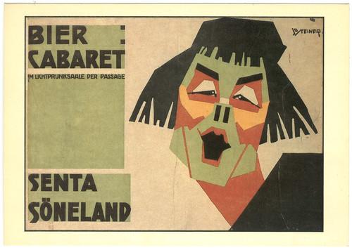 Jo Steiner (Senta Söneland. 1912)