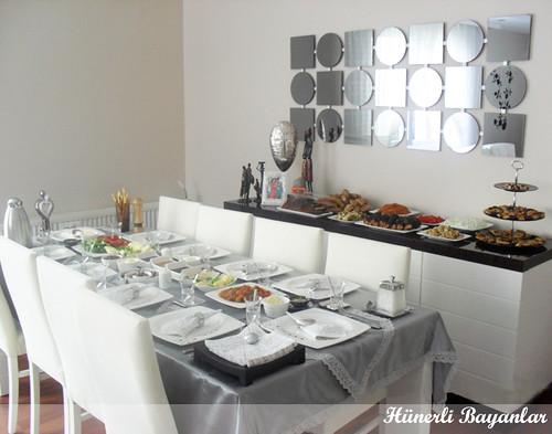 Ülkü'nün Kahvaltı Sofrası-1