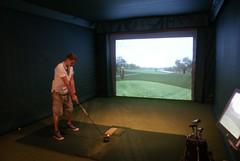Innendørs golf