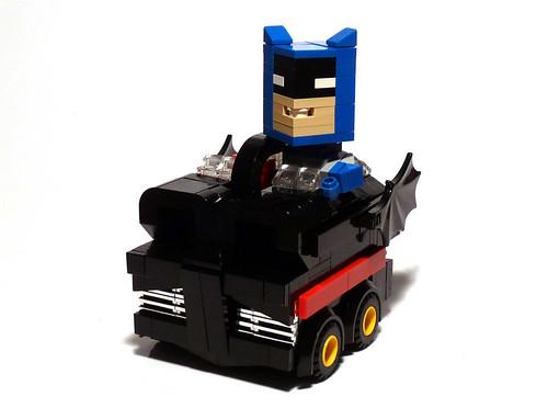 Bat BoxCar - Stylin