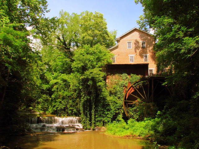 Falls Mill (version 3)