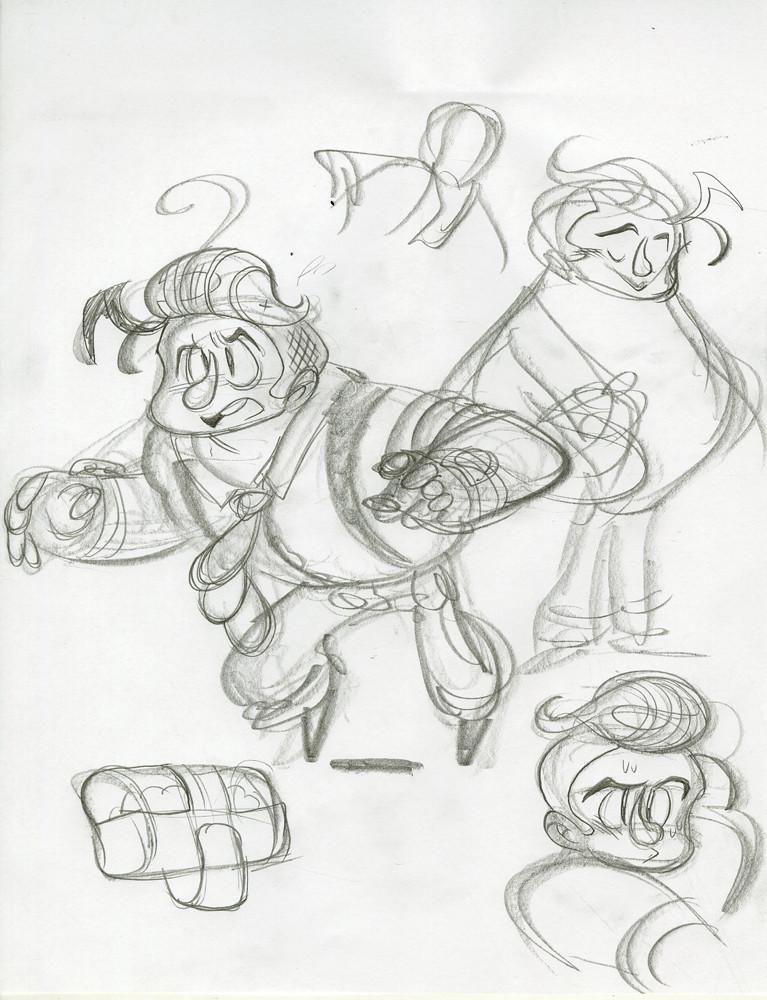 S.A.M. doodle 4