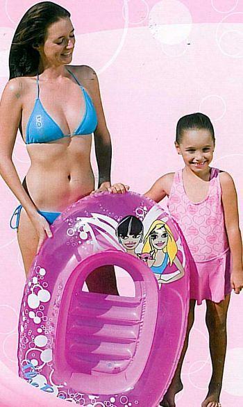 Hồ bơi, hồ phao, phao bơi, kính bơi... đồ dùng cho cả nhà đi bơi, đi biển - 7
