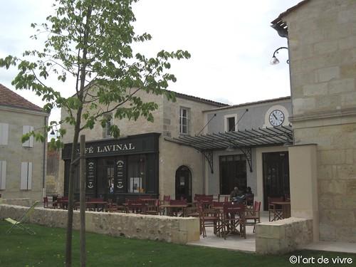Village de Bages - Café Lavinal