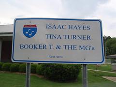 Isaac, Tina, and Booker T. & the MG's