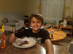 Neiman Marcus Cake (aka Red Velvet) (chaton22) Tags: red college cake kids recipe or velvet bakery publish perish