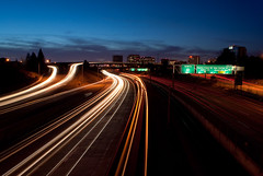 Light Streaks 2 (Ernest88) Tags: longexposure light cars night lighttrails streaks