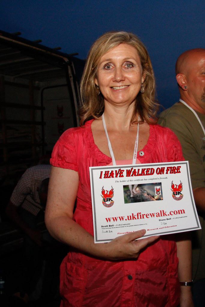 Fiona Martin raises money for Adventure Unlimited, June 2010 1