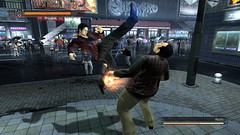 Yakuza 4 for PS3