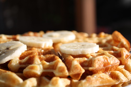 Rich Buttermilk Waffles