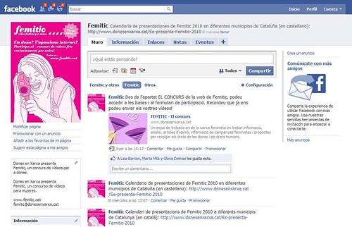 Femitic a Facebook
