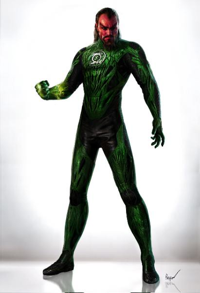 Sinestro Green Lantern Movie