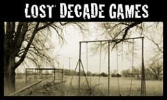 Lost Decade Games playground logo