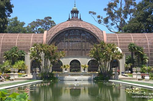 Balboa Park   Botanical Building U0026 Gardens