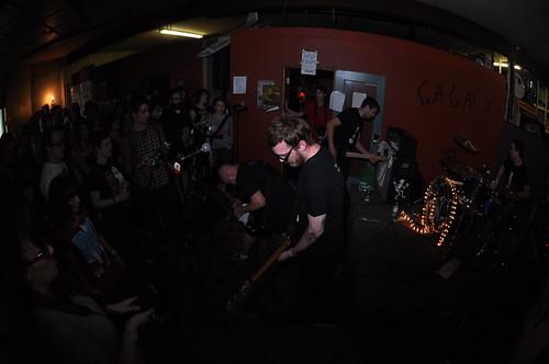 Crusades at Yogi's Meatlocker