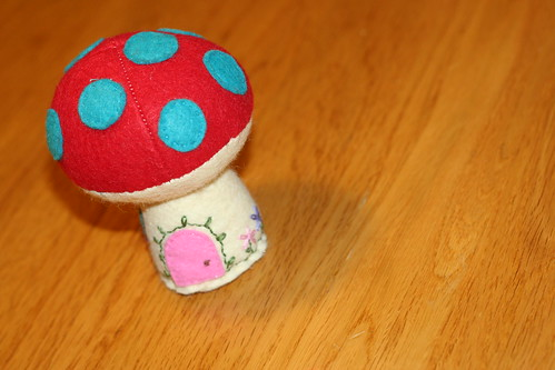 Pincushion Swap