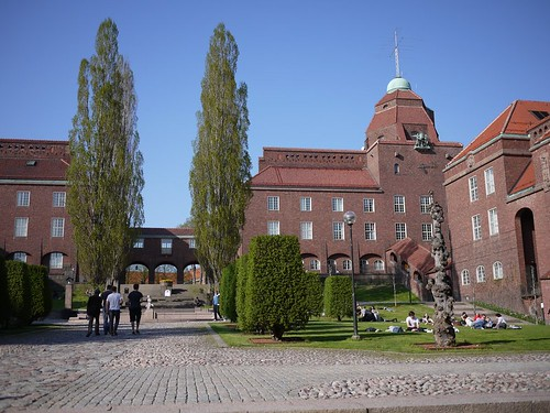 KTH campus by uiking, on Flickr