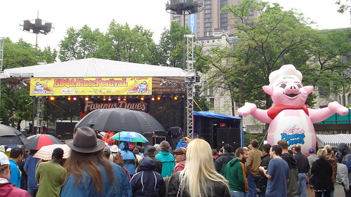 06/12/10 Famous Daves BBQ & Blues Fest @ Peavy Plaza, Minneapolis, MN