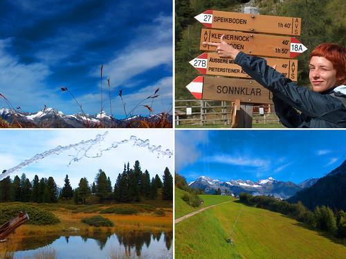Speikboden escursioni in Valle Aurina - Alto Adige-Italia