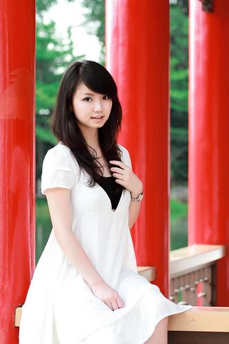 [フリー画像] 人物, 女性, アジア女性, 台湾人, 201006300900