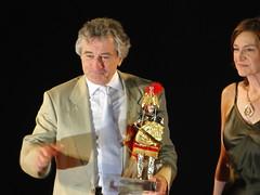 Taoarte, Robert De Niro infiamma Taormina