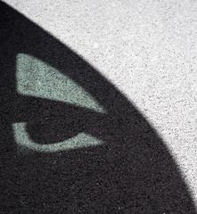 annoiato - bored (sharkoman) Tags: auto silver pareidolia ombra occhio noia palpebra mezzasta calante uggia cattivik sharkoman
