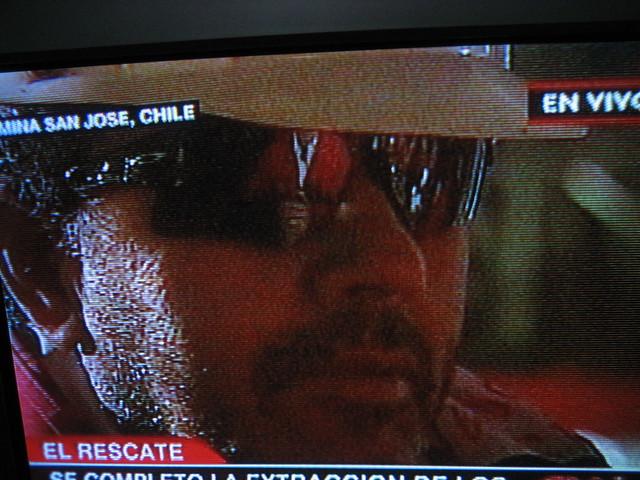 Foto rescate Luis Urzúa lentes gafas