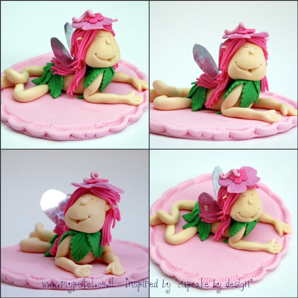 """Fairy Inspired by """"Cupcakes by design"""""""