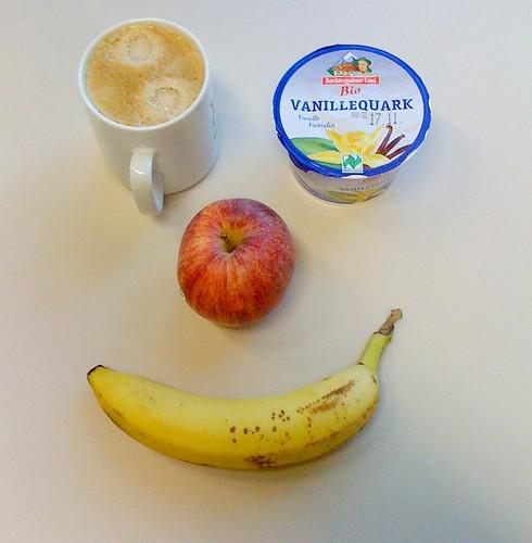 Vanillequark, Booskop & Banane