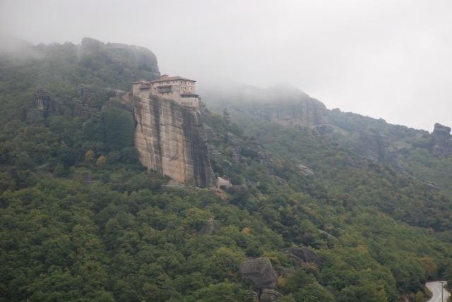 Kastraki - Monastery