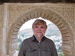 IMG_2113: Bill at the Alhambra