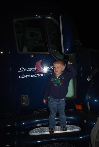 Trucker Ian