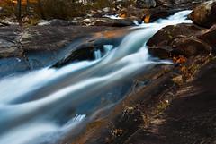 Exit (regularjoe) Tags: autumn water tallulah river georgia stream rapids gorge rabun 2010 habersham