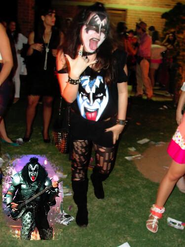 Mariana Penaforte - Halloween do Varanda's 06/11/10