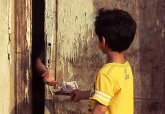 مانقص مال من صدقة ~ (عفاف المعيوف) Tags: مال مسكين فقير فقراء تصدق صدقة