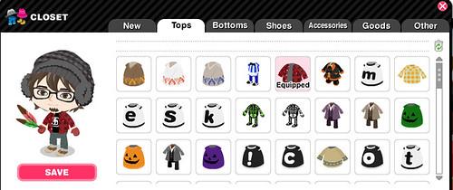 update 11-11 closet