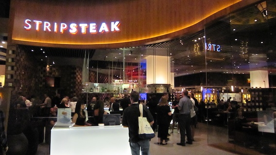 Strip Steak Las Vegas