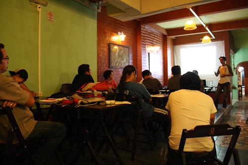 Workshop  Gestão de Mídias para agentes Culturais