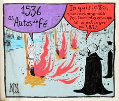 História de Lisboa de Nuno Saraiva - Rua Norberto de Araújo - 1536 (Markus Lüske) Tags: portugal lisbon lisboa lissabon historia history história geschichte wandmalerei mural muralha graffiti graffito kunst art arte malen gemälde pintura nuno nunosaraiva saraiva lueske lüske