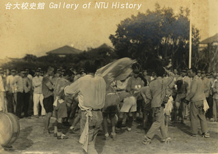 台北帝大預科vs台北高等學校?運動會