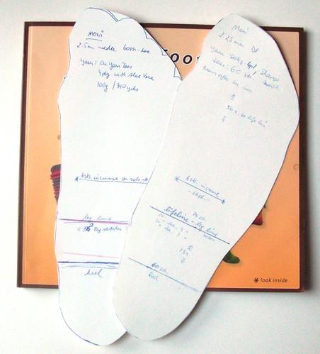 personal footprints