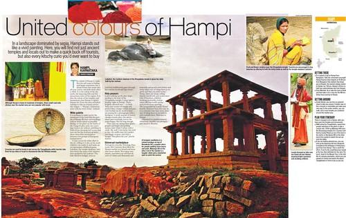 United colours of Hampi