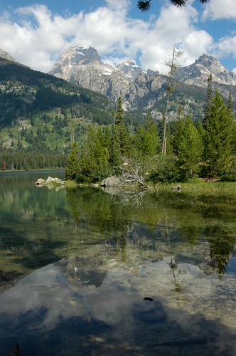 Reflections, Grand Tetons