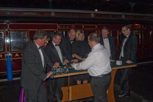 Charity blackjack games
