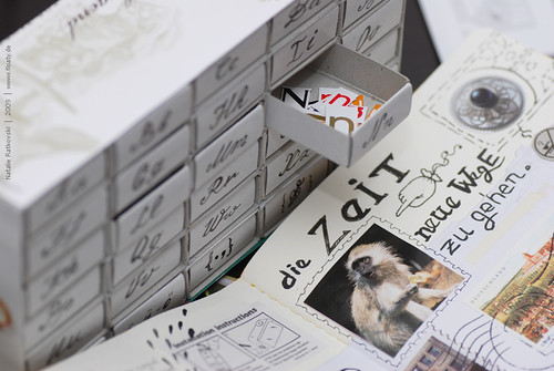 Typography and art book