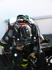 The top of the JJ (Helen F H) Tags: winter scotland boat orkney diving rebreather scapaflow rebreatherdiving mvvalkyrie scapaflowdiving jjccr