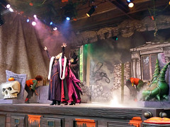 Disney Witches Dancing Spells Party (Disney Dan) Tags: pictures travel vacation paris france halloween october europe disneyland character eu disney characters 2009 frontierland disneylandparis dlp themeparks disneylandresortparis disneycharacters disneycharacter dlrp disneylandpark disneyvacation disneypictures parcdisneyland disneyparks disneyphotos dlphal2009