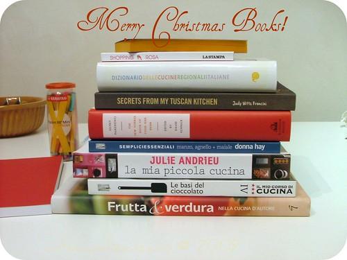 Merry Christmas Books!