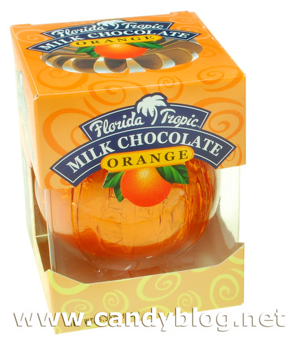 Florida Tropic Milk Chocolate Orange